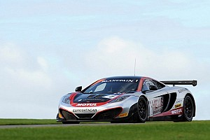 Endurance Special feature Philippe Dumas of Hexis Racing reflects on the McLaren MP4-12C and success of 2012