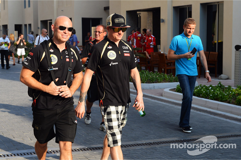 Raikkonen happy with one-year contracts