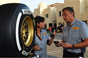 Formula 1 Practice report Half a second separates medium and soft Pirelli tyres in Abu Dhabi