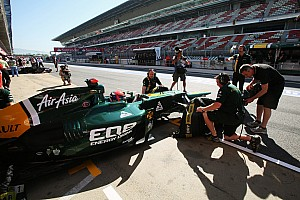 Formula 1 Breaking news Final young driver test to begin on Tuesday
