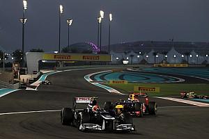Formula 1 Analysis Gillan reflects on Williams points haul at Abu Dhabi