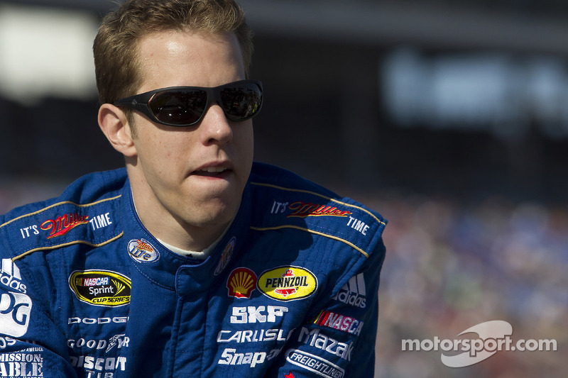 Keselowski 14th, Hornish 24th in qualifying for Phoenix 500