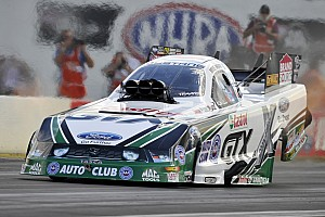 NHRA Qualifying report Neff still in championship hunt at Pomona season finale