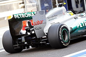 Formula 1 Breaking news 'Double DRS' was wrong turn for Mercedes - Brawn