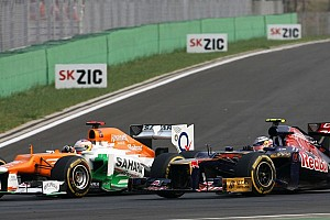Formula 1 Rumor Toro Rosso, Force India to change engines for 2014