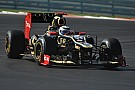 Lotus happy with its qualifying result on US Gran Prix