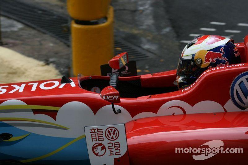 Portuguese rule for Felix da Costa in Macau Grand Prix
