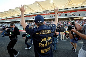 Formula 1 Race report Renault powers Red Bull Racing to third consecutive Constructors' Championship title