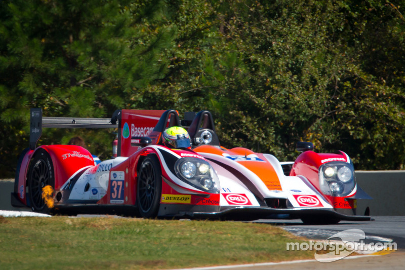 Strong 2012 season paves the way to Le Mans for Conquest Endurance