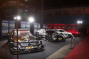DTM Breaking news DTM at close range - at the Essen Motor Show