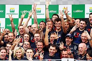 Formula 1 Breaking news Red Bull to pay Vettel EUR 3m title bonus
