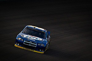 NASCAR Cup Commentary Blue Deuce on the loose