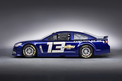 New Chevrolet SS race car unveiled in Las Vegas