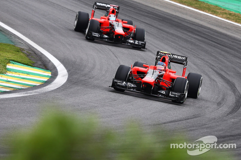 Marussia not offered 2013 Concorde Agreement deal