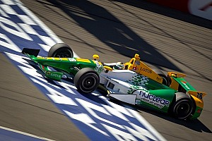 IndyCar Breaking news INDYCAR releases Lotus from contract to supply engines