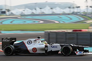Formula 1 Breaking news Frijns could split F1 with DTM in 2013