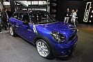 The MINI John Cooper Works Paceman will celebrate its world premiere in Detroit