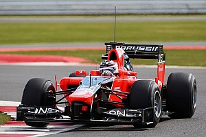 Formula 1 Breaking news Marussia co-owner confirms Max Chilton for 2013