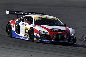 Endurance Race report Luck deserts United Autosports in the Gulf 12 Hours in Abu Dhabi