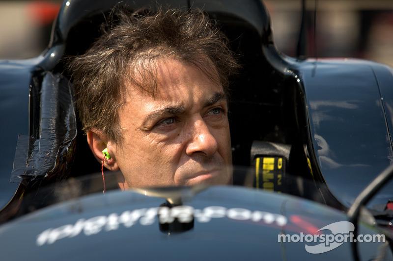 Alesi retires from motor racing