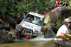 Offroad Race report Jungle Slayer in Malaysian Rainforest Challenge