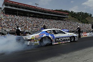 NHRA Special feature Top moments of 2012, #20: Johnson family celebration