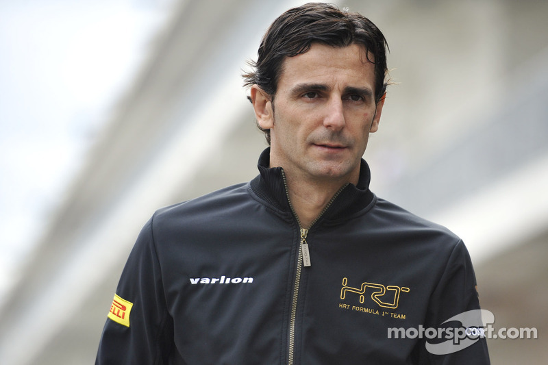 De la Rosa not expecting McLaren return
