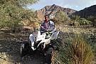 Sebastian Husseini: contender with Dutch touch at Dakar 2013