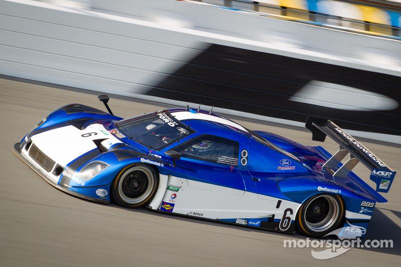 Valiante turns fastest lap in final day of Daytona 24H testing