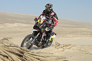 Dakar Interview Peru: Stage 2 - Pisco to Pisco quotes