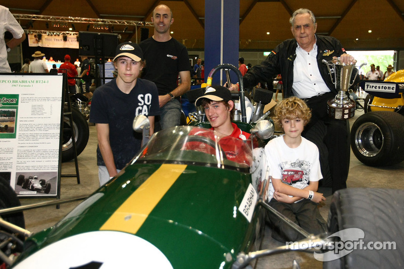 Brabham successful court action secures family trademark