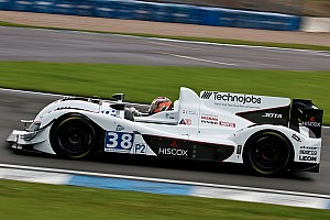 European Le Mans Breaking news Jota Sport adds Turvey to their LMP2 team in the European LMS