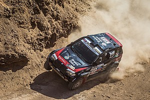Dakar Stage report Peterhansel celebrates second stage win at the end of day seven