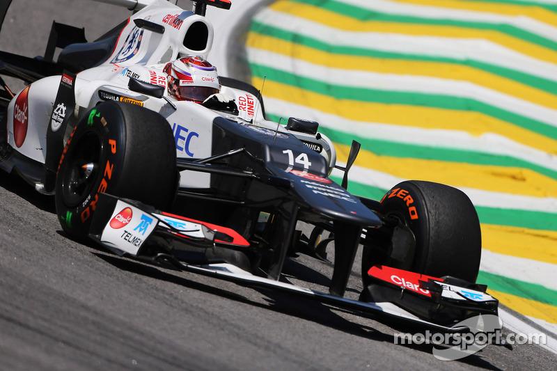 Sauber denies Mercedes engine deal for 2014