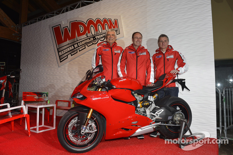No revolution in 2013 for new Ducati Corse manager