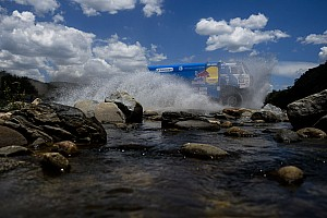 Dakar Stage report Argentina: Stage 11 - Fiambalá's heavy rain ended action early