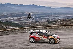 WRC Leg report Citroen's Loeb on way to seventh Monte Carlo rally victory