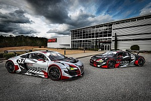 Grand-Am Preview New-look APR Audi R8s set for 24 Hour attack on Daytona