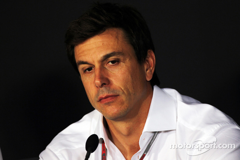 Wolff may end up as the new Mercedes Motorsport director