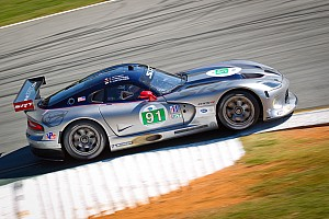 ALMS Testing report SRT Viper GTS-Rs meets expectations in test at Sebring