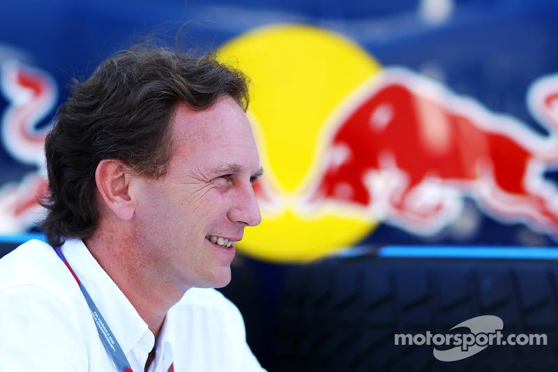 Horner not only team boss at Maranello