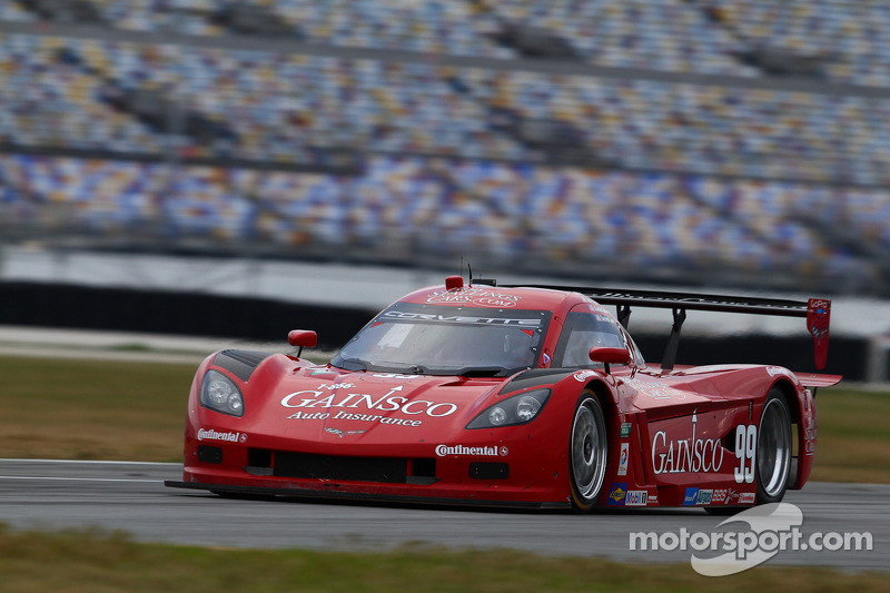 Gurney comments at end of his first stint in Daytona