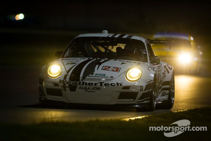 WeatherTech Racing Porsche fourth at Daytona at six hours