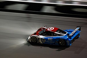 Grand-Am Race report Ganassi team maintains lead at halfway mark