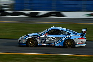 Grand-Am Race report Rough start, strong finish at Rolex 24 for Park Place Motorsports