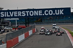 BF3 Breaking news Four key dates in revised Cooper Tires British F3 International series for 2013