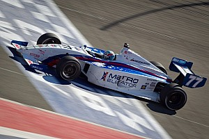IndyCar Breaking news Vautier is ready for new challenge with Schmidt Peterson Motorsports