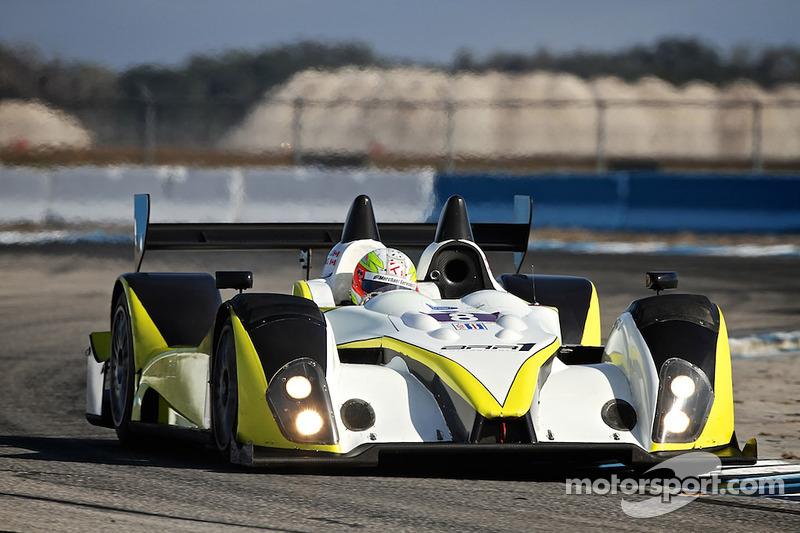 BAR1 Motorsports readies two cars for testing at Sebring