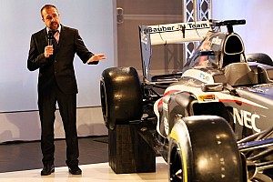 Formula 1 Analysis  Sauber C32 technical details: Making a good thing even better