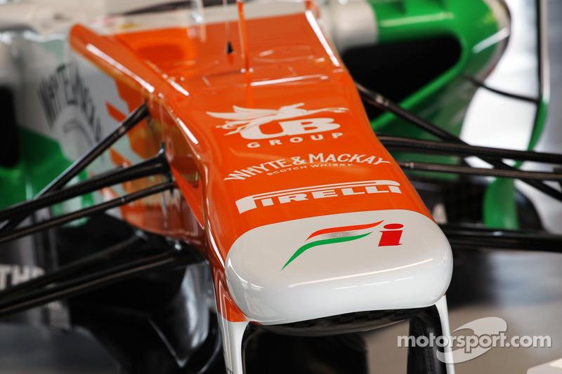 Force India eyeing Bianchi, Sutil, Kobayashi or Senna?